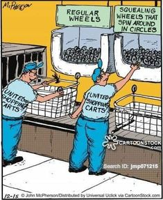 Uncontrollable Trolley funny cartoons from CartoonStock directory - the world's largest on-line collection of cartoons and comics. Cannabis Seeds Online, Buy Cannabis Seeds, Funny Cartoons, Funny Comics, Funny Memes, Art Cart, Humor, Funny Posts, Funny Pictures