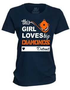 MLB Shirt on Etsy! Cute and inexpensive! She even does custom teams!