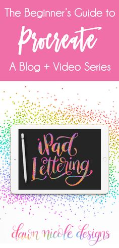 iPad Lettering How to Use Procreate - Ipad Pro - Trending Ipad Pro for sales. - iPad Lettering How to Use Procreate. An ongoing free video series. New posts and video tutorials will be to be added to this page frequently so check back often! Hand Lettering Tutorial, Diy Inspiration, Affinity Designer, Brush Lettering, Video Tutorials, Posts, Check, Apple Ipad, Creative Ideas
