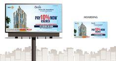 Creative Thinks Media- Hoarding for SG Estates