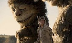 Where the wild things are Spike Jonze, Running Away From Home, Forest Whitaker, Catherine O'hara, Fantasy Movies, Young Boys, Elementary Art, Dark Fantasy, Book Art