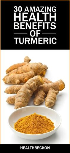 30 Amazing Health Benefits of Turmeric Love this vibrant and healing herb. Read more about the health benefits of turmeric here » http://www.trevorellestad.com/herbal-remedies-tips-and-links-vol-2/