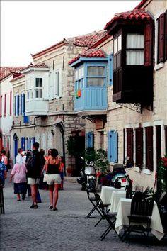 Alaçatı - İzmir, Türkiye