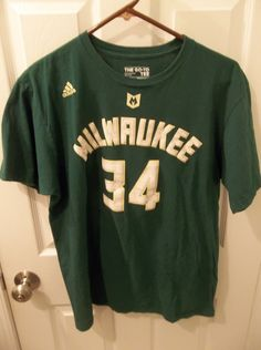 7d172c1d8 Outerstuff Giannis Antetokounmpo  34 Milwaukee Bucks Youth Road Jersey  GreenSports amp  Outdoors