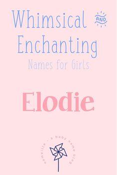 Baby Names Earth girls