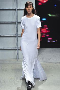 Band of Outsiders Spring 2014 RTW - Runway Photos - Fashion Week - Runway, Fashion Shows and Collections - Vogue