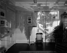 Abelardo Morell: Camera Obscura Image of Houses Across the Street in Our Livingroom, 1991 Camera Obscura, Pinhole Camera Photos, White Photography, Street Photography, Digital Photography, Photography Ideas, Invert Image, Getty Museum, Gelatin Silver Print