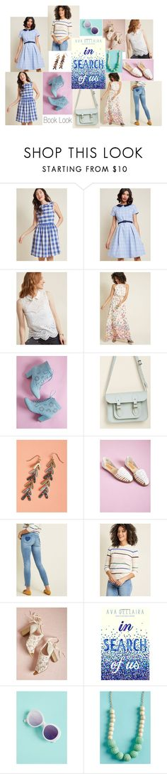 """""""In Search of Us"""" by superspacechick on Polyvore featuring But Another Innocent Tale, The Cambridge Satchel Company and Rocket Dog"""