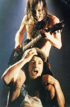 AC/DC. saw them live in 2010? amazing!