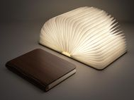 Mood Book Lamp - Faltbare LED Buch-Lampe