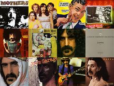 Zappa-covers