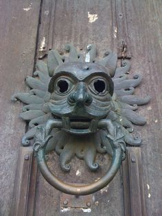 Durham Door Knocker