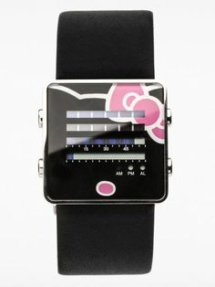 Nooka and #HelloKitty ZenH watch: time for the 21st century