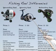 Understanding the Different Types of Fishing Reels