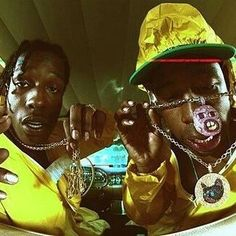 tyler the creator and asap rocky