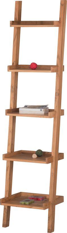 Ladder Bookcase, Ladder Decor, Shelves, Home Decor, Shelving, Decoration Home, Room Decor, Shelving Units, Home Interior Design