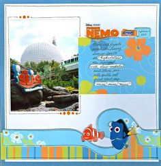 Seas with Nemo- Right Side