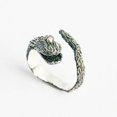 Little Monster Ring, $112, now featured on Fab.