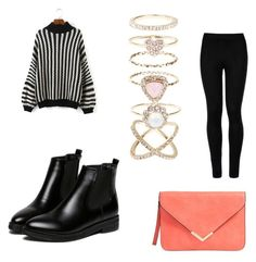 """""""sooo cute"""" by loy-helene on Polyvore featuring mode, WithChic, Wolford et Accessorize"""