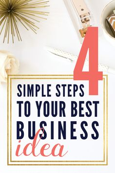 Discover the best small business idea for you!