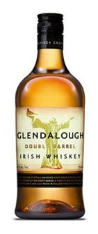 Glendalough Double Barrel Irish Whiskey  Even Ireland with all its whiskey history has craft distilleries popping up. The first among them was Glendalough, and their latest is this cask-strength gem. The hooch was cut with mineral-rich mountain spring water from the nearby Wicklow Mountains and has an intense aroma of dark fruit and spice.