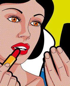 Pop art, Snow White