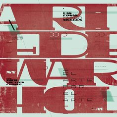 Tipografia - Hyperfuente on Behance