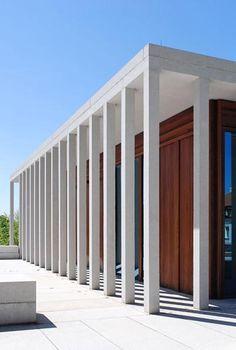 Image result for colonnade houses modern