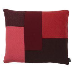 Brick Cushion - Red - NORMANN COPENHAGEN