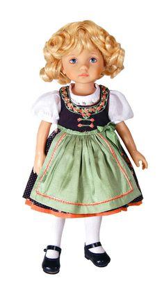 Dirndl Kleider Set - Boneka Puppenmoden GmbH
