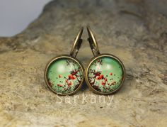 Check out our earrings selection for the very best in unique or custom, handmade pieces from our shops. Orange Flowers, Gemstone Rings, Jewellery, My Style, Earrings, Summer, Handmade, Pictures, Etsy Earrings