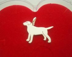 Pingente Cachorro Em Prata - Peça o seu pelo Whats (21) 97266-8643 - #pingentedecachorro - #cachorrodeprata