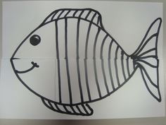 Once upon an Art Room: Freaky Fish Art Drawings, Drawing Art, Art Blog, Art Lessons, Scary, Art Projects, Crafts For Kids, Fish, Crafty