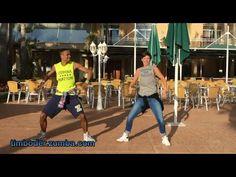 "Pitbull - ""Baddest Girl In Town"" / Zumba® Choreo By Tim Boder & Lucie Faucher (ZIN™) - YouTube"