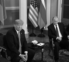 "Sarah Sanders on Twitter: "".@POTUS @realDonaldTrump and President Putin sit down for one on one meeting in Helsinki, Finland. #HELSINKI2018… """