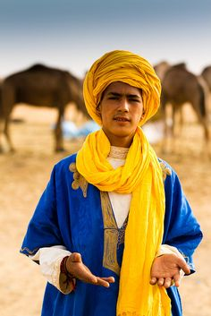 The Saharawi by Beum เบิ้ม Portƒolio, via Flickr