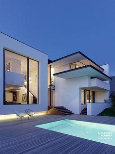 Vista House, en Stuttgart – ARQA