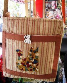 Bichos de Pano: bolsas