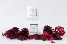 Taylor's Luxury Red Roses Luxury scented candles come in 30cl large round candles, 25cl cube Candles, 10cl travel candles, and votive candles. Nine luxury signature fragrances available.