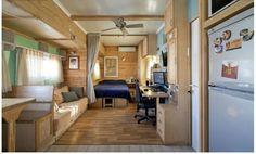 Amazing Mobile Home Office Design Ideas