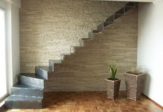 galvanized steel staircase.....