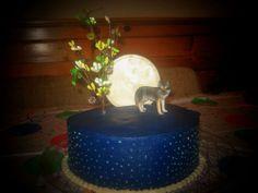Wolf Cake  CafeMom cakepins.com