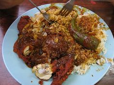 Line Clear Nasi Kandar - too bad I don't plan on returning to Penang...