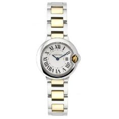 Cartier Women's W69007Z3 Ballon Bleu Stainless Steel and 18K Gold Watch (Watch)  http://flavoredbutterrecipes.com/amazonimage.php?p=B001TRF3F0  B001TRF3F0