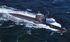 USS George Washington (SSBN-598), the lead ship of her class of nuclear ballistic missile submarines, was the third[4] United States Navy ship of the name, in honor of George Washington (1732–1799), first President of the United States, and the first of that name to be purpose-built as a warship.