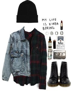 """""""206. 'Little Black Boots' contest."""" by thaytonzar ❤ liked on Polyvore"""