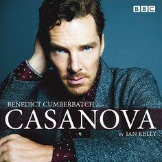"""Casanova"" Benedict Cumberbatch reads Ian Kelly's Casanova (Audio CD) at BBC Shop"