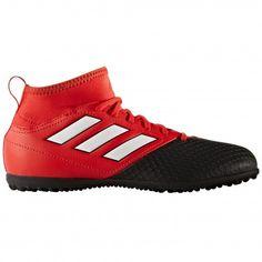 Adidas Ace 17.3 Primemesh TF BA9225 voetbalschoenen junior red #Adidas #voetbalschoenen #junior