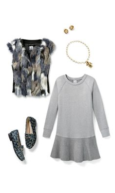 A fun and funky way to change up your wardrobe!  Shop this look and more at laurabklingensmith.cabionline.com