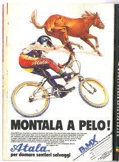 BMX Atala 4, bike, 1986